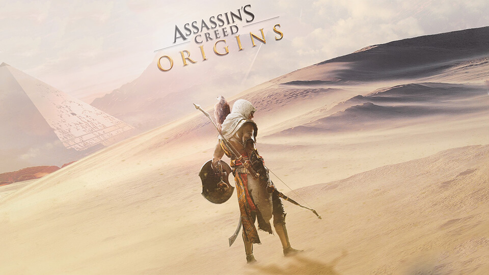 Assassin's Creed Origins ubrat' mylo nastroit' chjotkuju kartinku