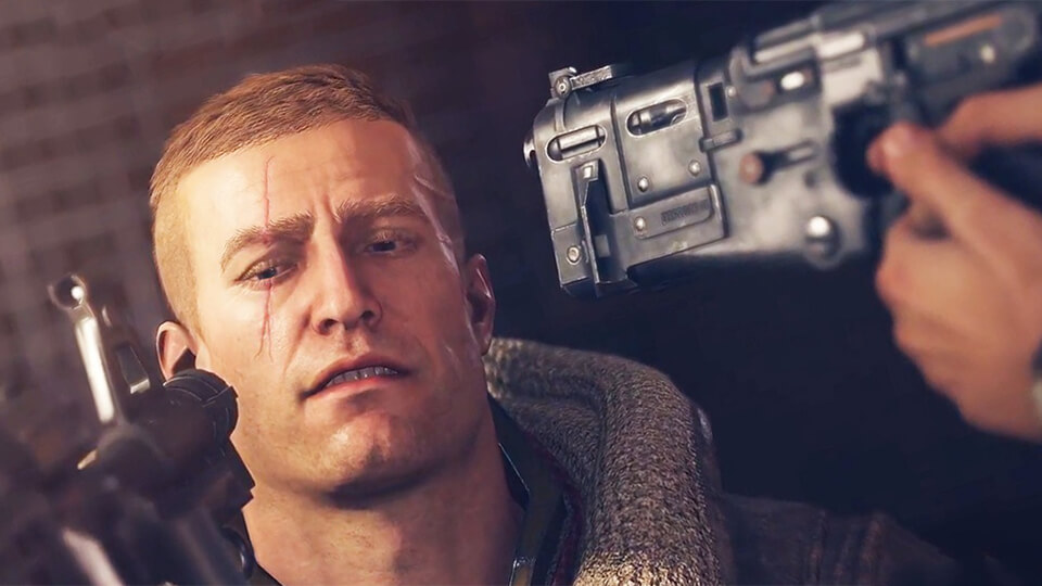 Ошибка Crashinfo Could not write crash dump ОК в Wolfenstein II: The New Colossus