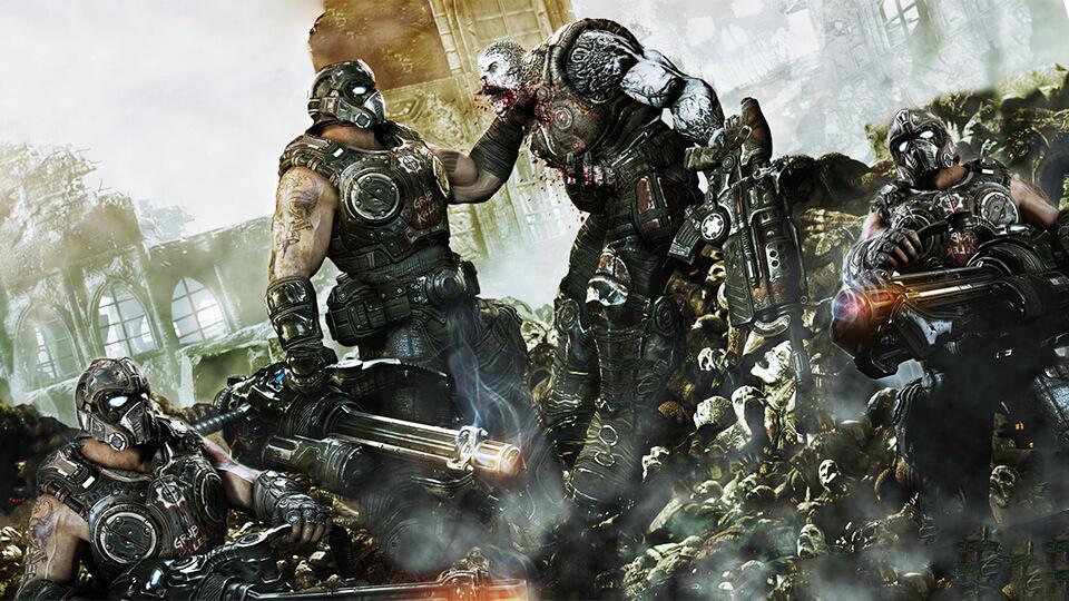 Gears of War 4 ustanovka, zapusk, nastrojka
