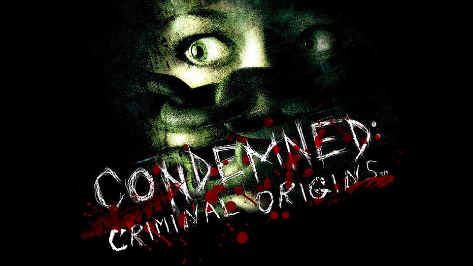 Igry dlja slabyh PK Condemned Criminal Origins i mod na grafiku