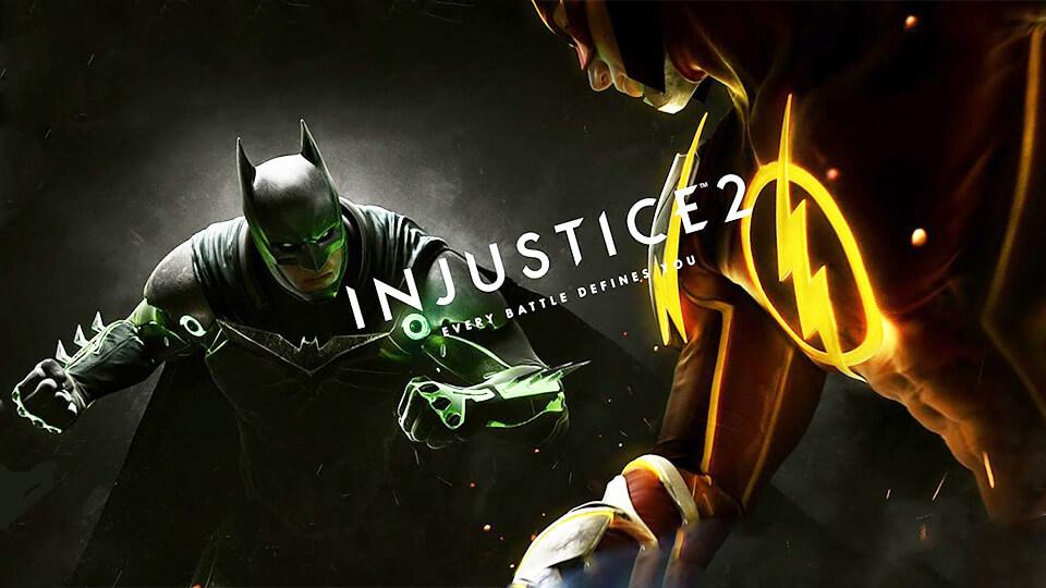 Injustice 2 обзоры игроков