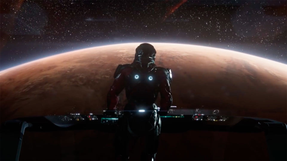 Mass Effect: Andromeda дата выхода