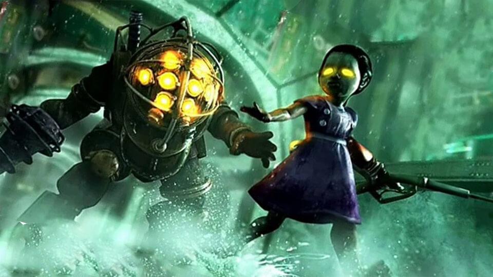 Стрим - крутые игры для слабых ПК: Bioshock