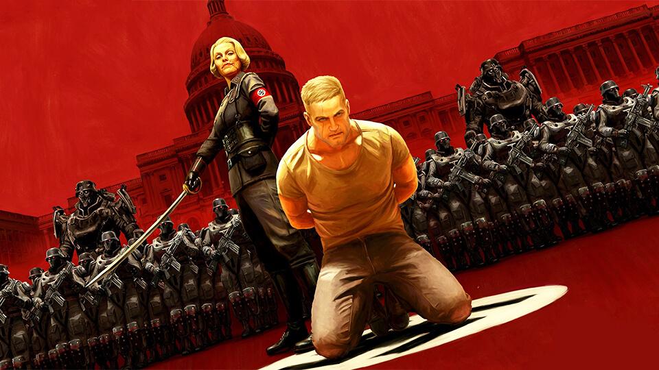 Wolfenstein 2: The New Colossus системные требования