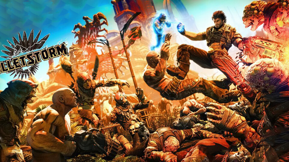 Тест настройка оптимизация Bulletstorm: Full Clip Edition на слабом ПК