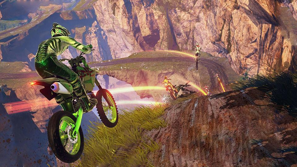 Тест настройка оптимизация Moto Racer 4 запуск на супер слабом ПК