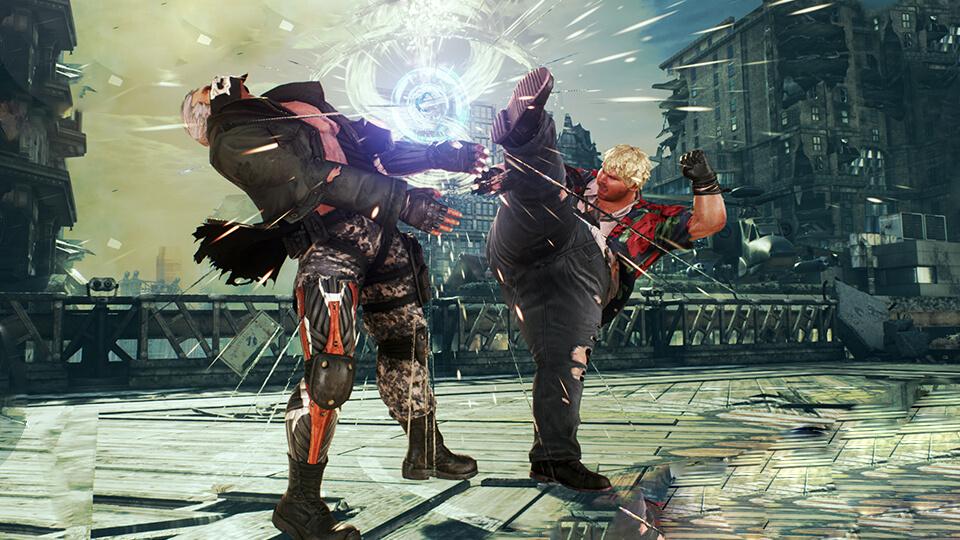 Тест настройка оптимизация Tekken 7 запуск на слабом ПК