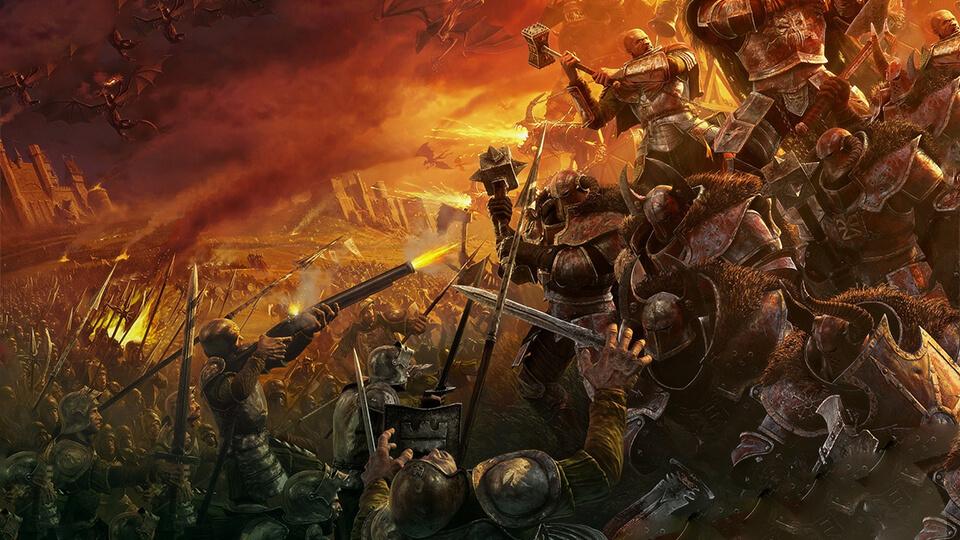 Тест настройка оптимизация Total War: Warhammer запуск на слабом ПК