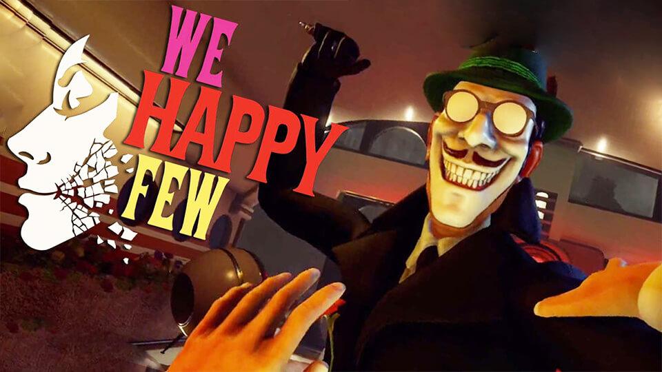 We Happy Few na slabom PK optimizacija i nastrojka