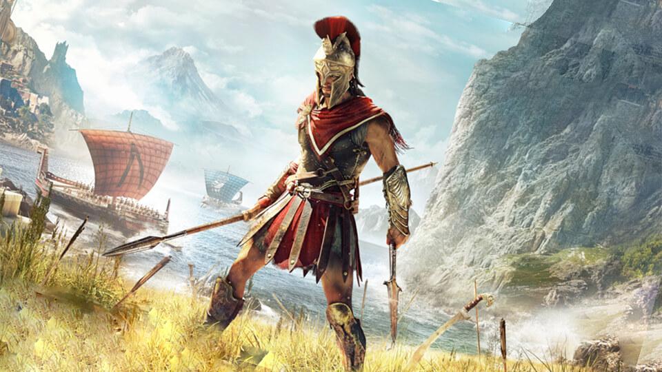 Assassins Creed: Odyssey narodnyj test na slabom pk