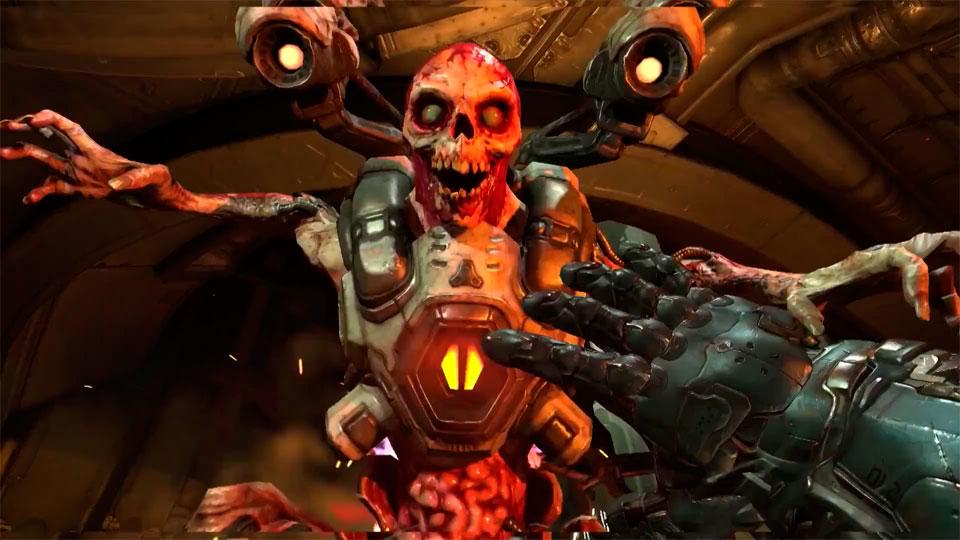 Бета тест нового Doom начнётся 31 марта