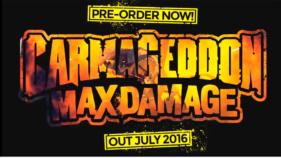 Carmageddon: Max Damage дата выхода