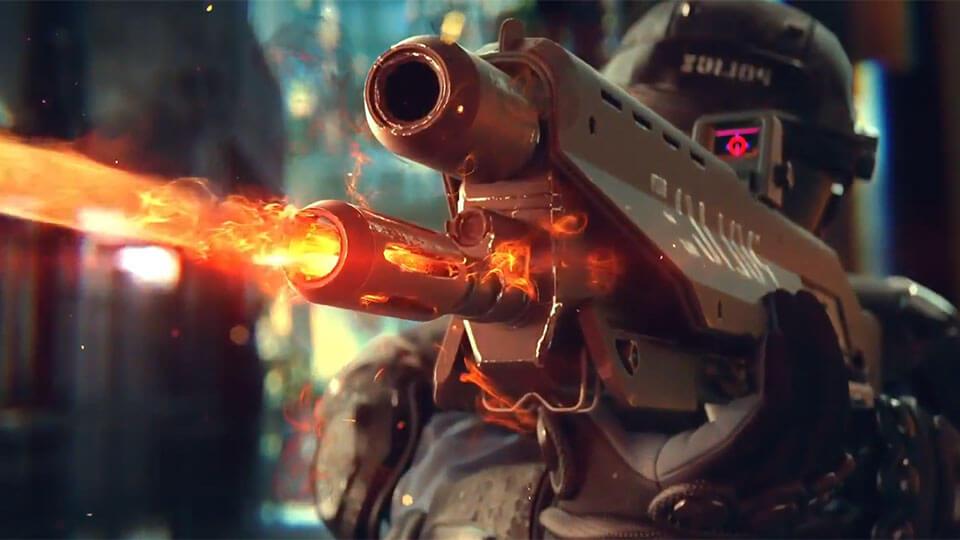 Cyberpunk 2077, что известно по игре часть 1