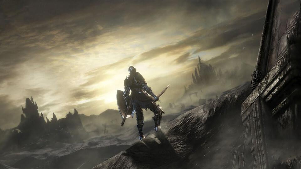 The Ringed City Wallpaper: Dark Souls 3: The Ringed City обзор второго дополнения