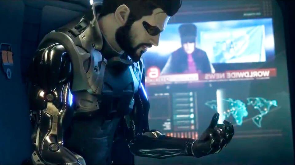 Deus Ex: Mankind Divided дата выхода