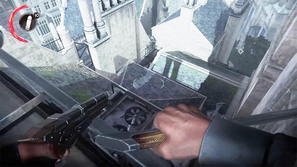 Dishonored 2 запуск с патчами 1.1 и 1.2