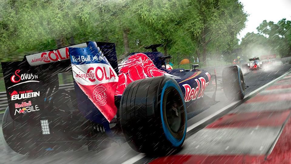 F1 2016 дата выхода