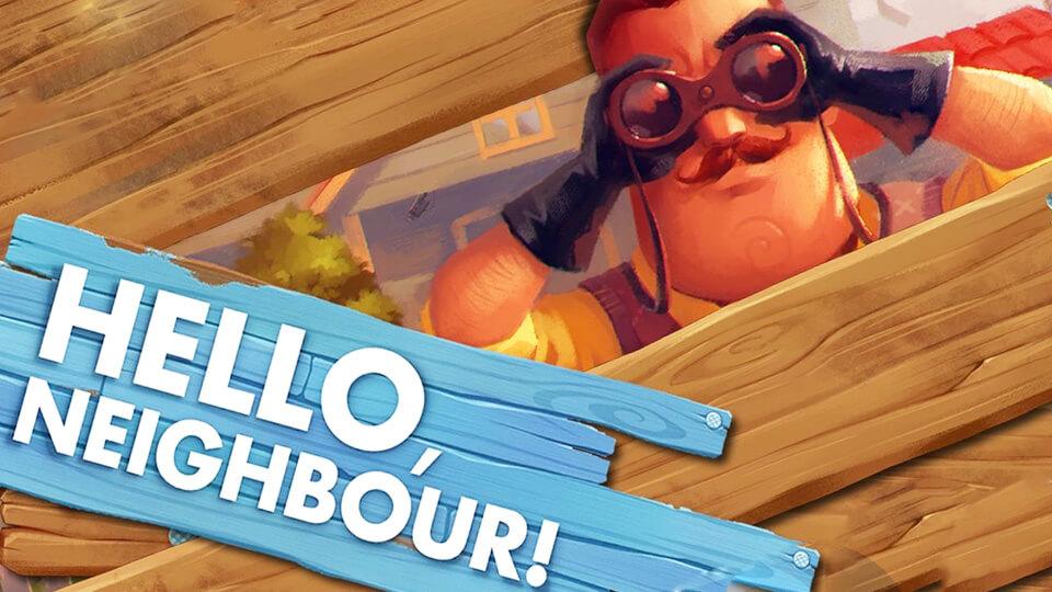 Hello Neighbor обзор и отзывы