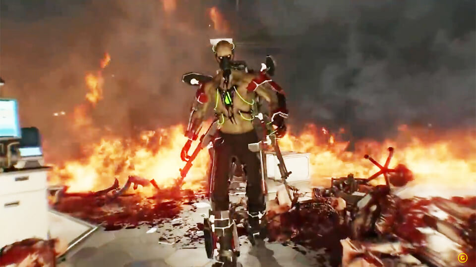 Killing Floor 2 дата выхода на компьютерах и PS4