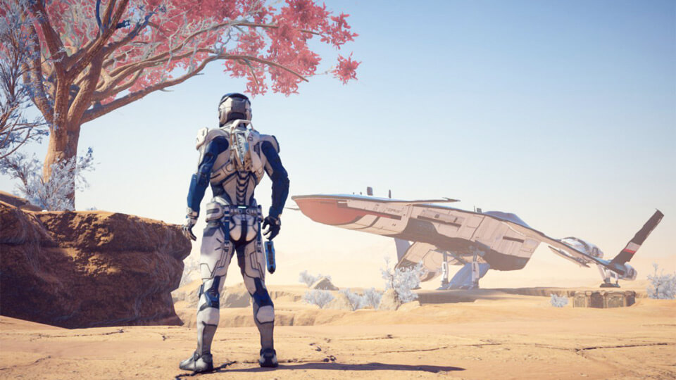 Mass Effect Andromeda oficial'naja data vyhoda