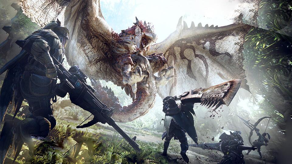 Monster Hunter World системные требования и дата выхода на ПК.jpg