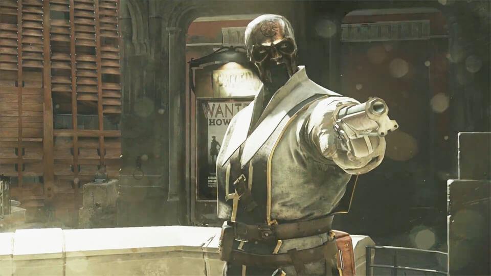Новый трейлер Dishonored 2 с E3 2016