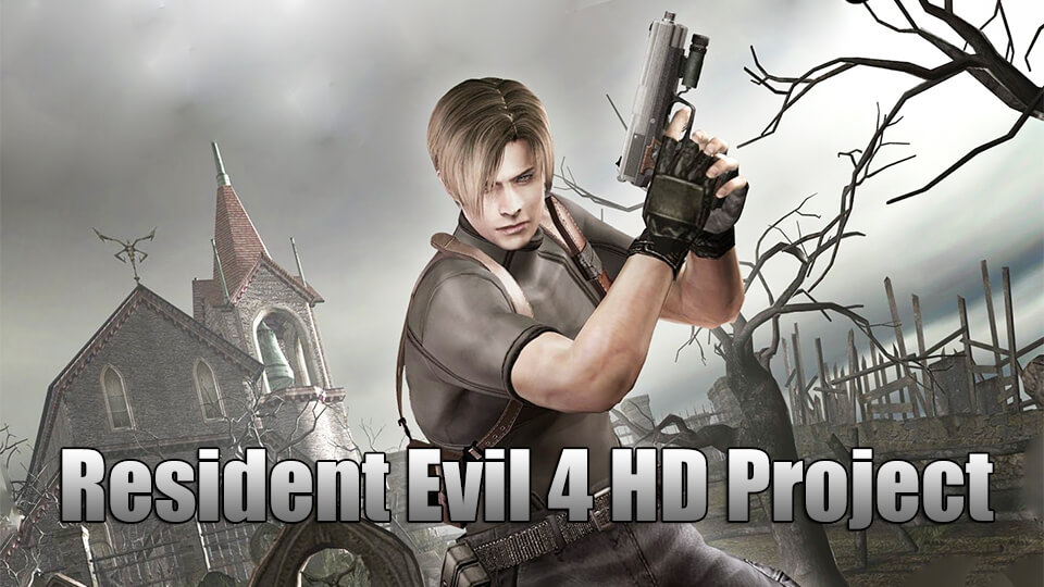 Resident Evil 4 HD Project torrent skachat' na PK