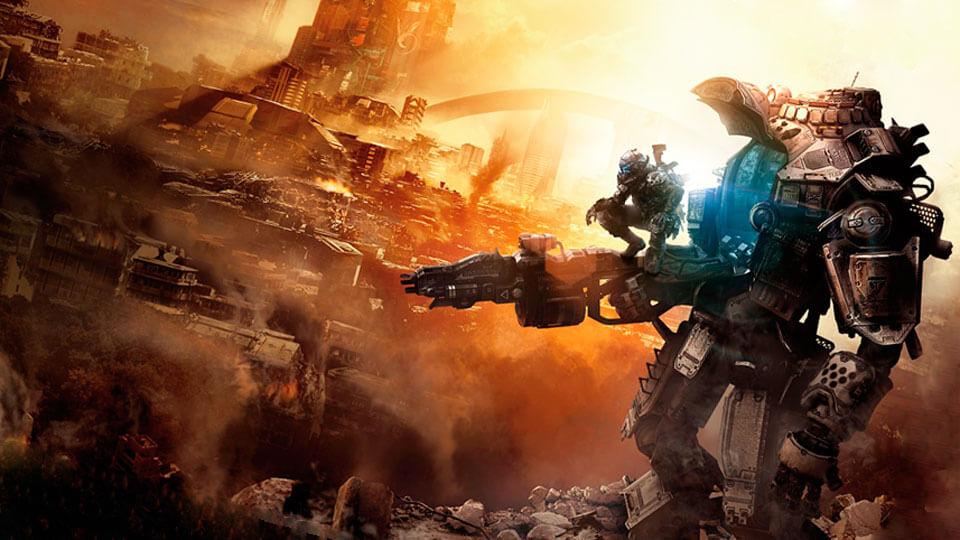 Titanfall 2 дата выхода