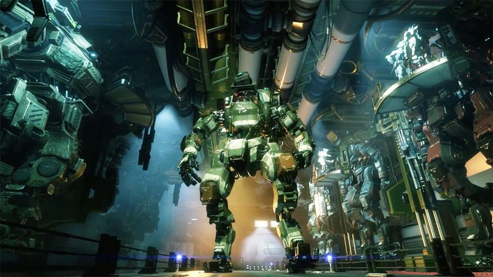 Трейлер и другие подробности Titanfall 2 с E3