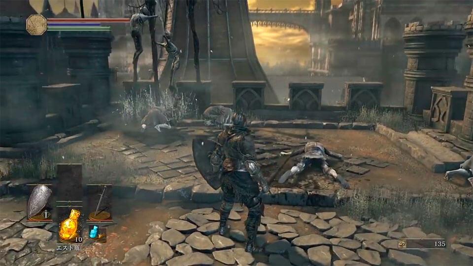 В Dark Souls 3 проверили графику на всех настройках