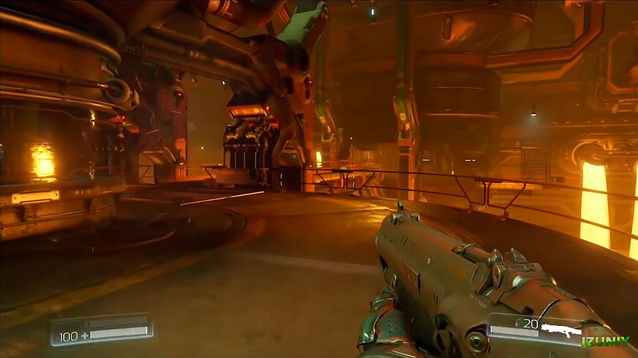 В новом Doom заявлены 1080p и 60 fps