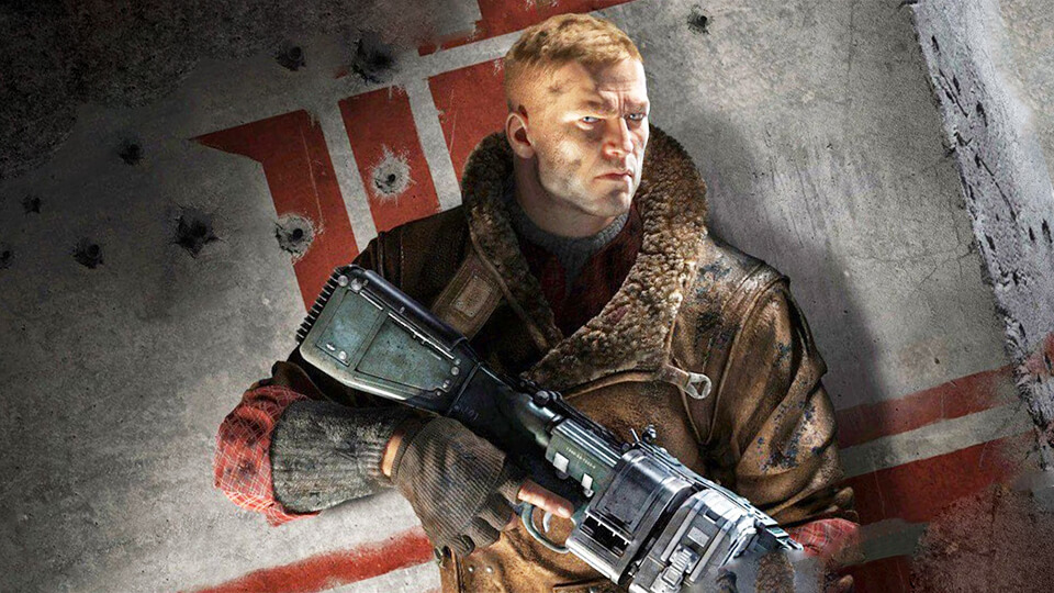 Тест настройка оптимизация Wolfenstein 2: The New Colossus на слабом ПК