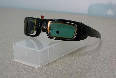 Умные солнцезащитные очки