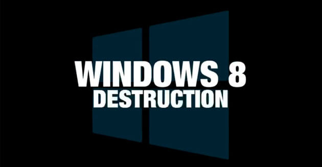 Microsoft прикрыла Windows 8