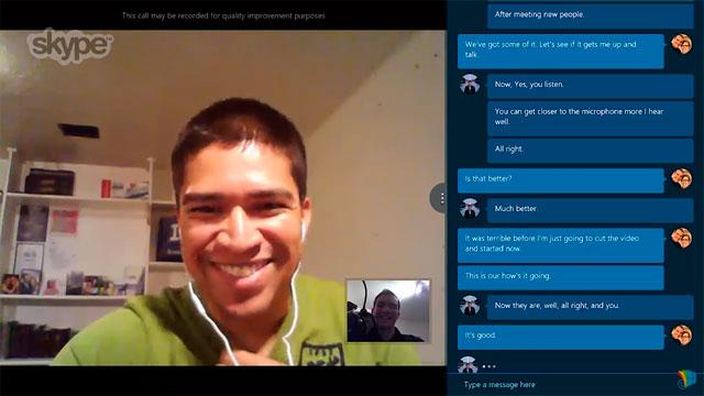 Skype стал способен на мгновенные устные переводы