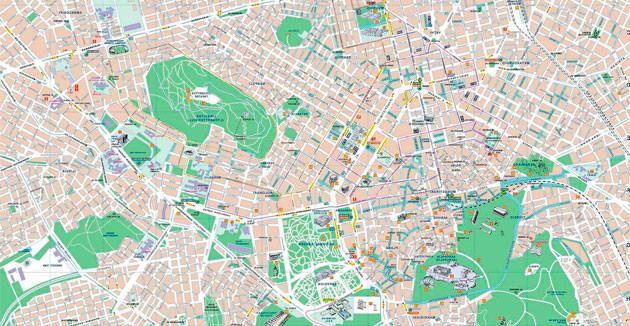 Google-картами можно пользоваться без интернета