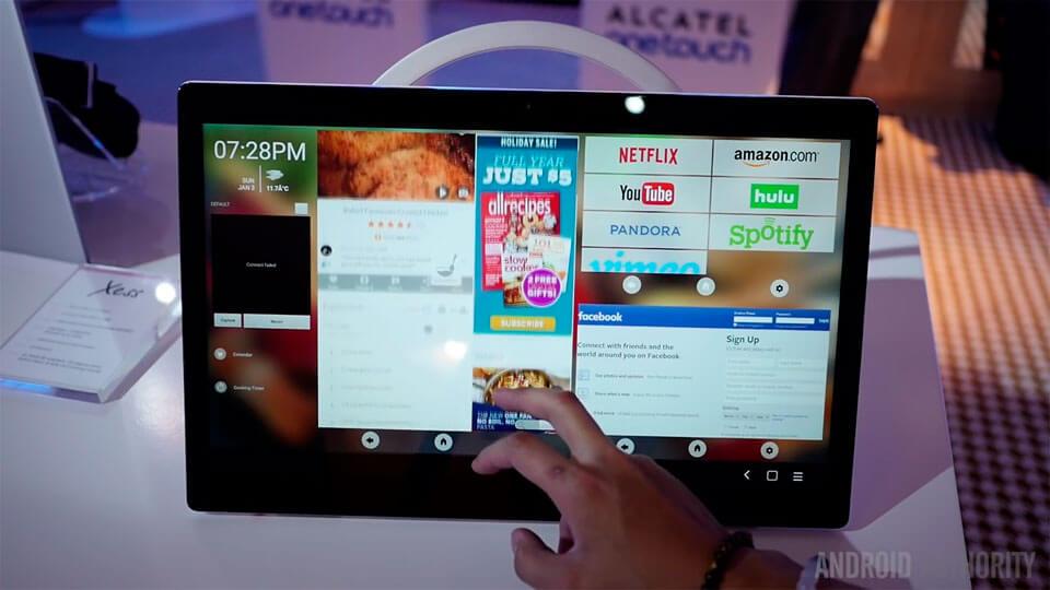 Alcatel OneTouch Xess на пороге выхода в продажу