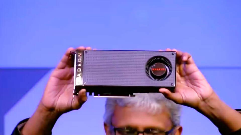 Анонс AMD Radeon RX 480 на 4 и 8 ГБ памяти