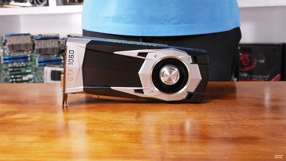 GeForce GTX 1060 цена и дата выхода