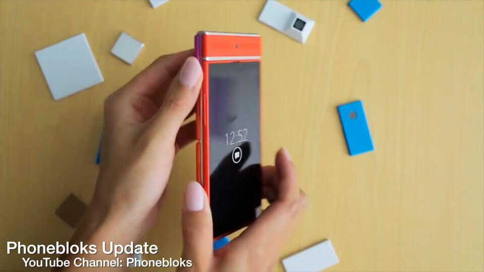 Google Project Ara дата выхода модульного смартфона