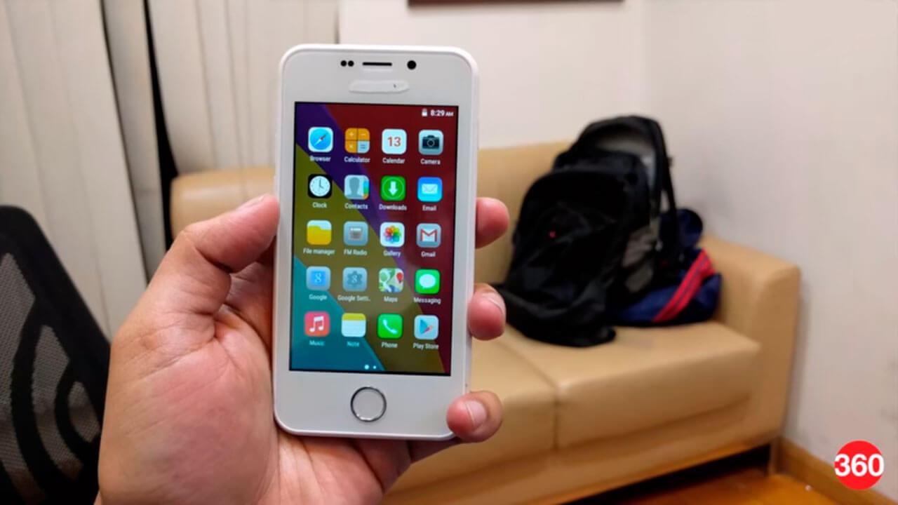 Индийский смартфон за рекордные 4 доллара