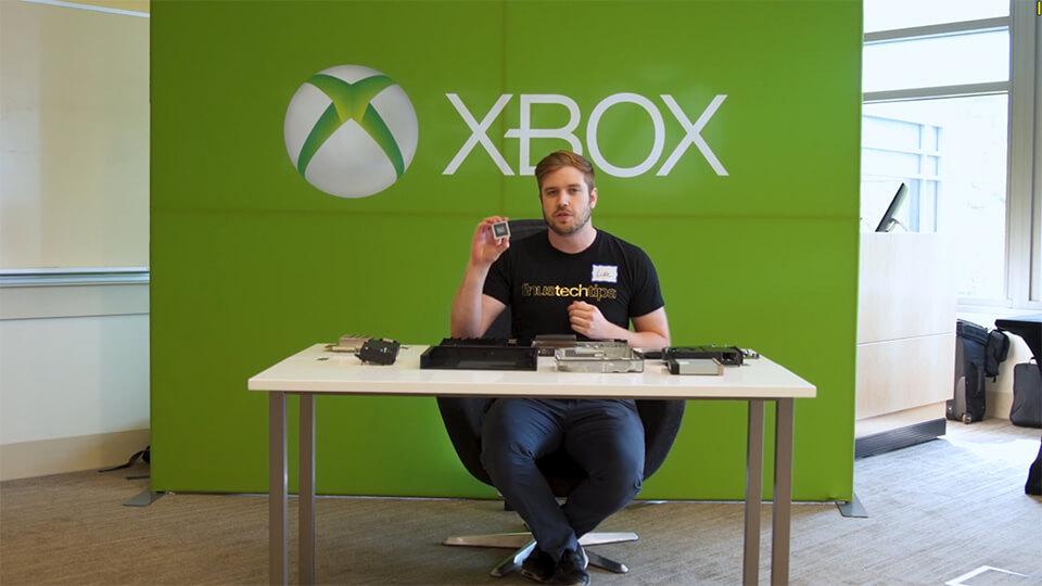 Kakoe u Xbox One X vnutri zhelezo