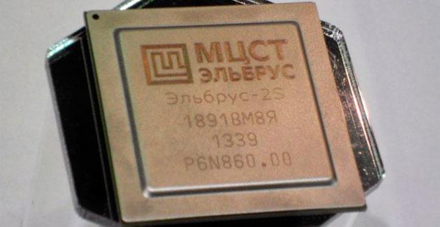 процессор Эльбрус 4C