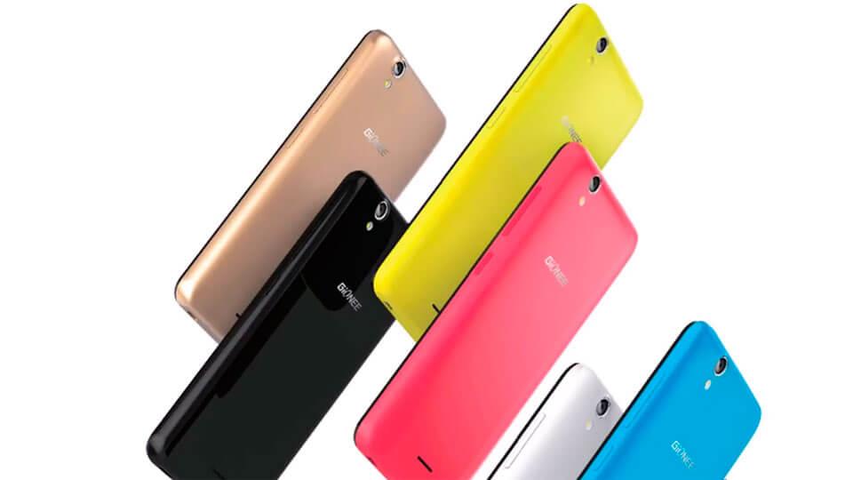 Pioneer P5 Mini – новый смартфон до 100 долларов
