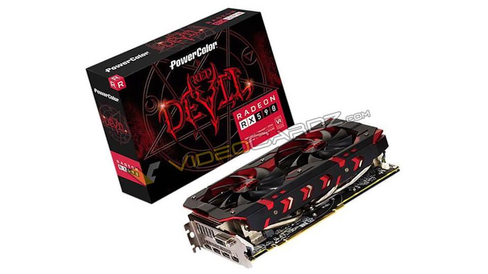 Radeon RX 590 data vyhoda, cena i harakteristiki