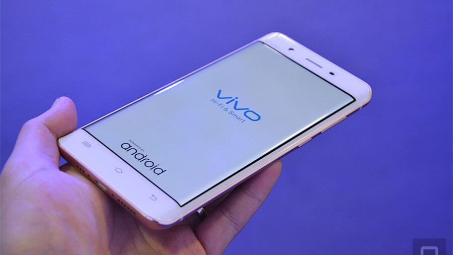 VIVO Xplay 5 Elite - na osnove Android