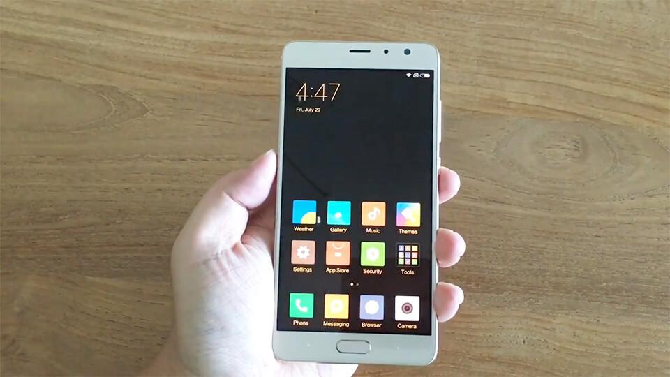 Xiaomi Redmi Pro характеристики и цена