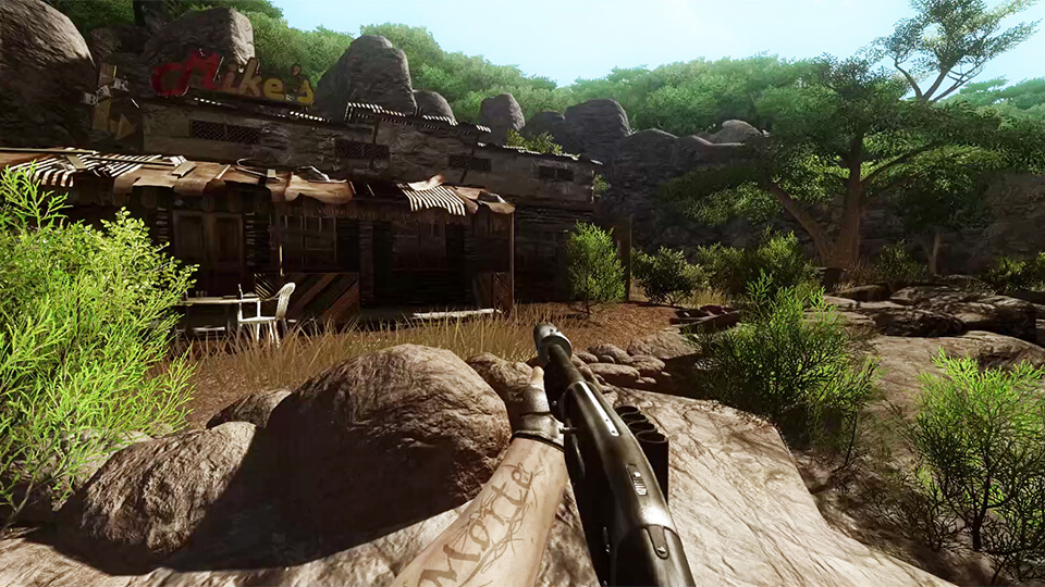 Far Cry 2 Redux skachat'
