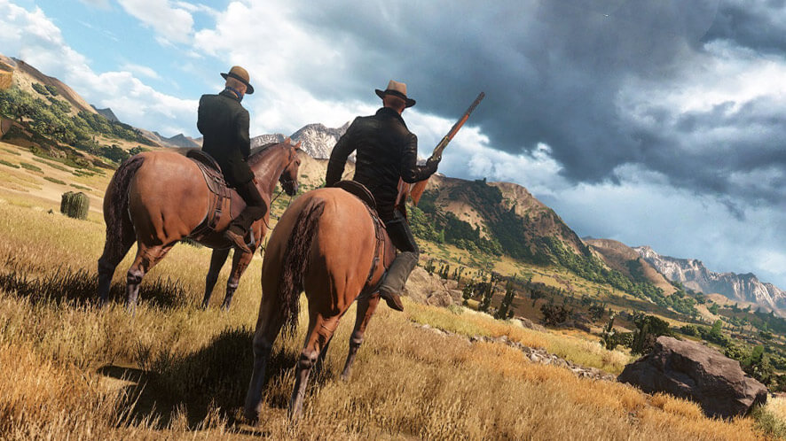 Reliznyj trejler PK-versii Red Dead Redemption 2