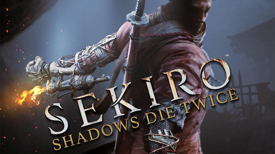 Sekiro Shadows Die Twice na slabom PK